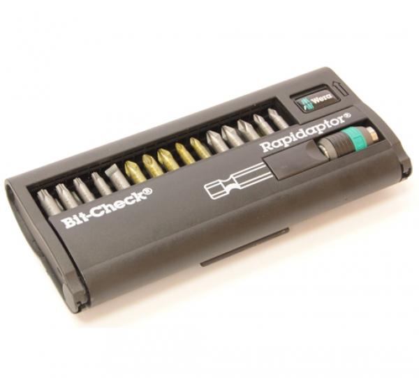 Набор 30 бит с держателем WERA WE-056440