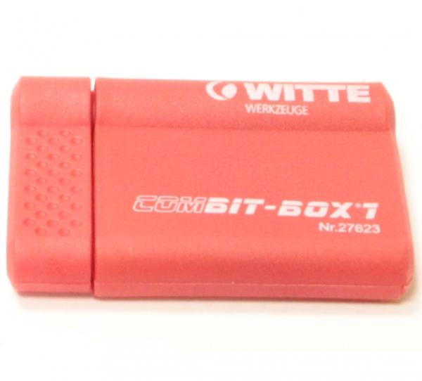 """Набор бит COMBIT-BOX 7 шт """"WITTE"""""""