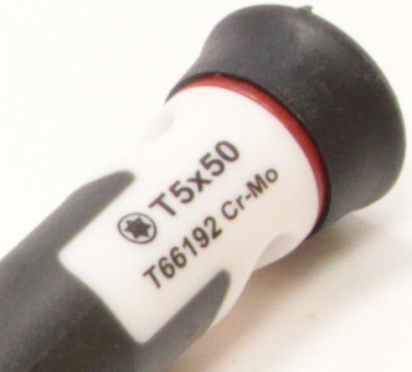 """Прецизионная TORX отвертка  T 5*50 mm """"E-MARK"""""""
