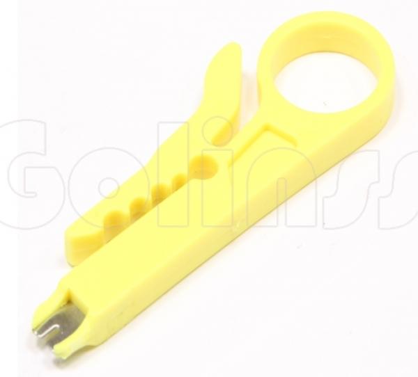Зачистка для витой пары, кабеля UTP HT-318