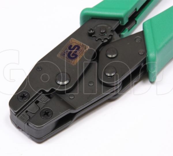 Инструмент обжимной YAC-4, кримпер для обжима разъёмов D-SUB