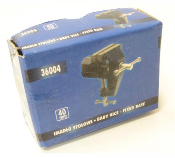 Тиски настольные размер 40 мм 50 мм