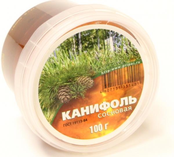 Канифоль сосновая 100 грамм
