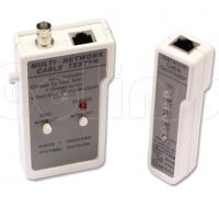 LAN тестер кабеля   RJ-45 + BNC HL-004