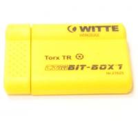 "Набор бит TORX COMBIT-BOX  7  ""WITTE"""