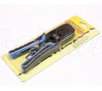 Универсальный обжимной инструмент HT5684R, кримпер для витой пары и телефонных проводов, коннекторов RJ11, RJ12, RJ45