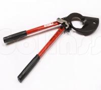 Ножницы для AL/CU кабелей 40мм (500мм2) c трещеткой