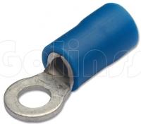 Клемма кольцевая для проводов Ø 3,5 мм изолированная