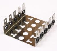 Хомут монтажный для плинтов (рамка) на 5 плинтов