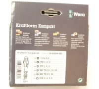 Набор  17 бит Wera WE-059295