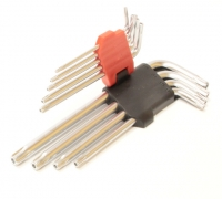 Набор ключей TORX Yato YT-0511 9CZ T10 - T50 Cr-V