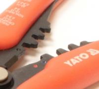 Автоматический инструмент для снятия изоляци Yato YT-2313 205 мм