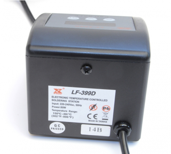 Цифровая паяльная станция LF -399D Xytronic