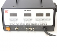 Паяльная станция Xytronic LF 853 D